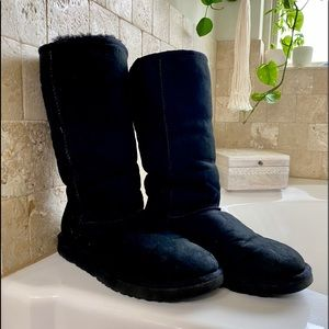 Ugg Boots Tall Black